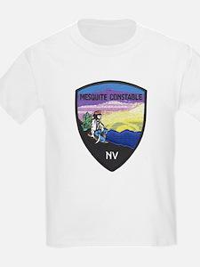 Mesquite Constable Kids T-Shirt