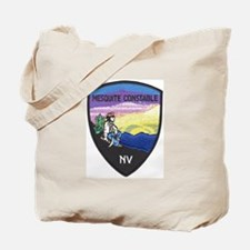 Mesquite Constable Tote Bag