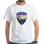 Mesquite Constable White T-Shirt