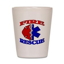 FIRERESCUE Shot Glass