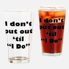 PutOut Drinking Glass