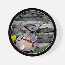 MousePad_Ibanez_Waterfall Wall Clock