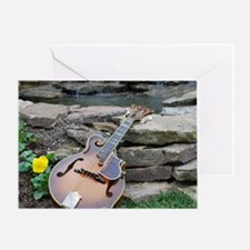 MousePad_Ibanez_Waterfall Greeting Card
