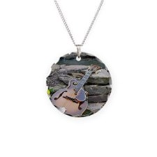 MousePad_Ibanez_Waterfall Necklace Circle Charm