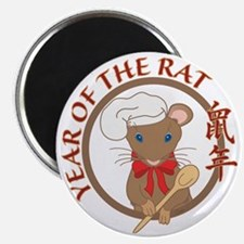 Year of the Rat-no date Magnet