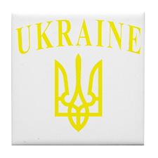 ukraineEN Tile Coaster