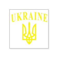 """ukraineEN Square Sticker 3"""" x 3"""""""