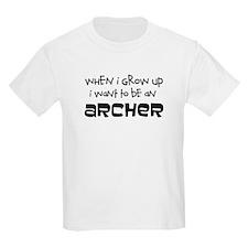 When I Grow Up Archery T-Shirt