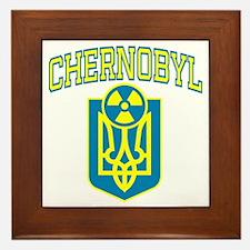 chernobylEN Framed Tile