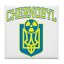 chernobylEN Tile Coaster