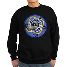 gearing patch transparent Sweatshirt
