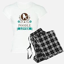 Poodle Dog Lover Pajamas