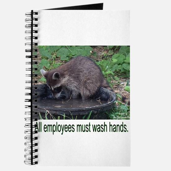 Must Wash Journal