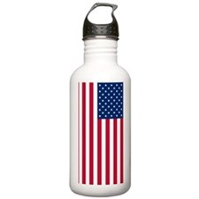 USFlag_iphone_case Water Bottle