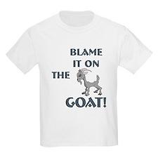 Blame the Goat Kids T-Shirt