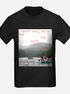 Lyrics, One Republic T-Shirt