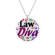 lawdiva black1 Necklace