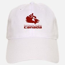 Don't Hate Me I'm From Canada Baseball Baseball Cap