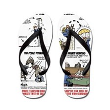 Corporate Twit of the Year Final Flip Flops