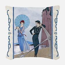 Pillow-8-Aug-Barbier-Love Woven Throw Pillow