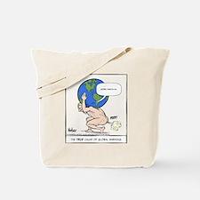 Atlas Farted Tote Bag
