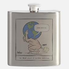 Atlas Farted Flask