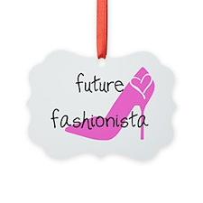 FUTUREFASHIONISTA Ornament