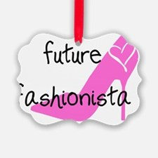 FUTUREFASHIONISTA Ornament