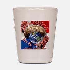 PanamaLogo Shot Glass