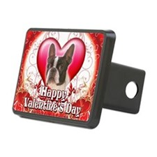 Happy Valentines Day Bosto Hitch Cover