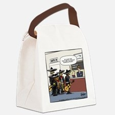 No Stinking Boarding Passes Canvas Lunch Bag