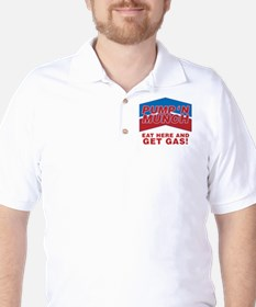 pump n munch Golf Shirt