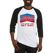 pump n munch Baseball Jersey