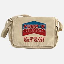 pump n munch Messenger Bag