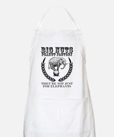 big nuts Apron