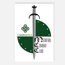 Club Logo Postcards (Package of 8)