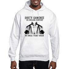 dirty sanchez black Hoodie