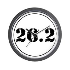 26_2cir Wall Clock
