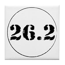 26_2cir Tile Coaster