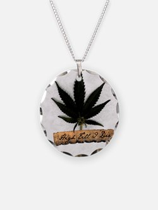 high_till_i_die Necklace
