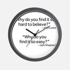 why do you find it? Wall Clock