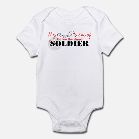 My Uncle is one of the few th Infant Bodysuit