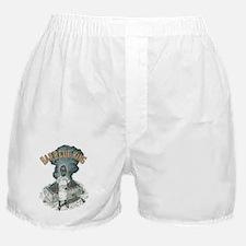 BBQ King Trans Bg Edges Fixed Boxer Shorts