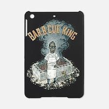 BBQ King Trans Bg Edges Fixed iPad Mini Case