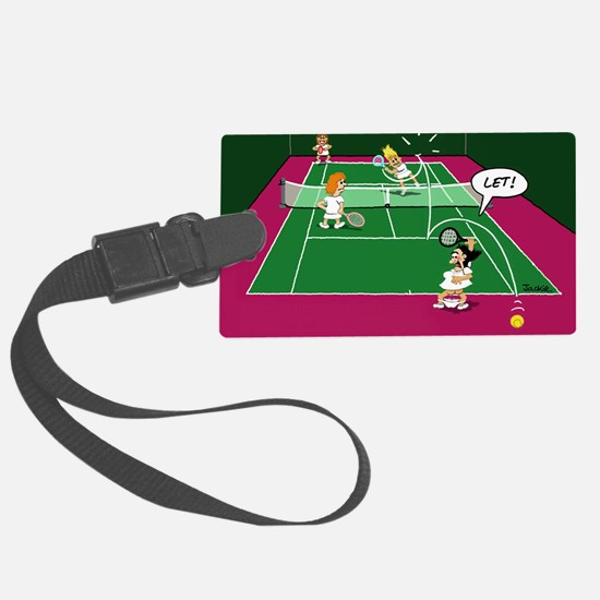 3-let Luggage Tag