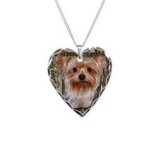Stone_Paws_Yorkshire_Terrier_ Necklace Heart Charm