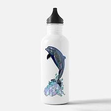 DOLPHINS BOTTLE Water Bottle