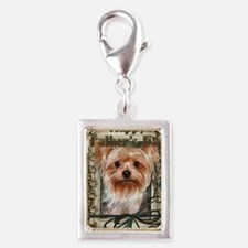 Stone_Paws_Yorkshire_Terrier Silver Portrait Charm