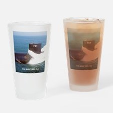 boise notecard Drinking Glass