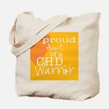 proud aunt copy Tote Bag